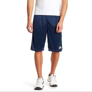 Adidas 3G Speed Shorts Climalite Navy White